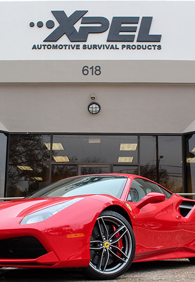 3m And Xpel Paint Protection Film Edmonton